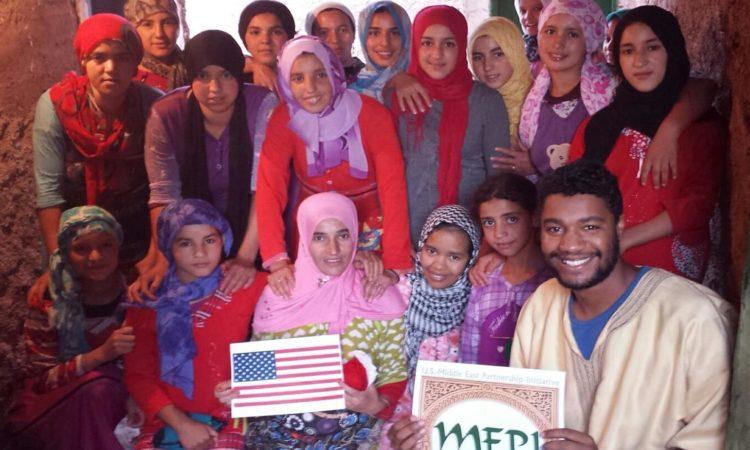CorpsAfrica/Maroc, a MEPI Success Story