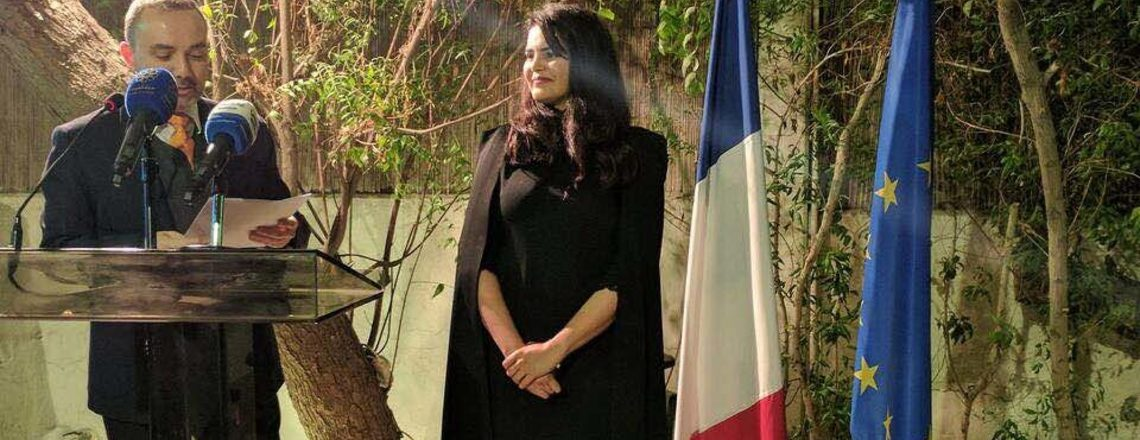 MEPI Grantee Admitted into the Republic of France's National Order of Merit