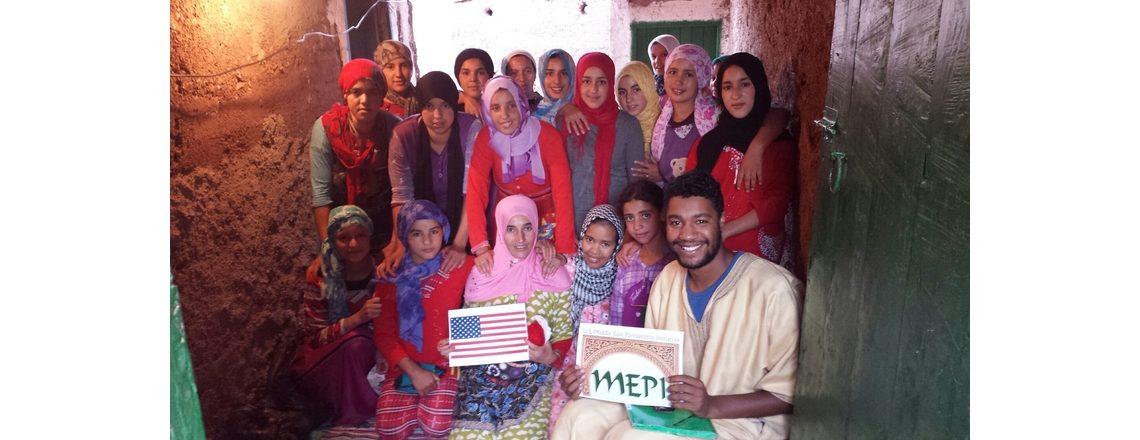 CorpsAfrica-Maroc, a MEPI Success Story