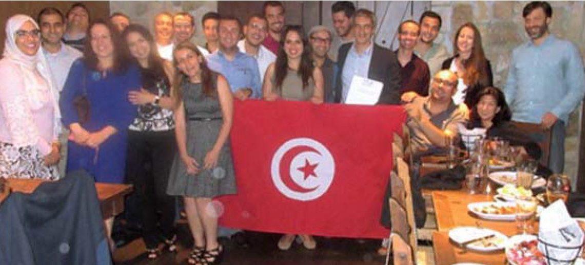 GES2016 في الصورة ثمان مشاركات و ستة عشر مشارك في المبادرة المحليّة لدعم ريادة الأعمال